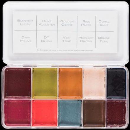 Makeup Palettes | SFX Materials | PS Composites